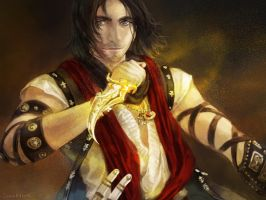 Prince of Persia by JaneMere