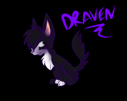 Draven by Rainbow-Coloured