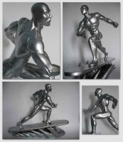 Silver Surfer 1:6 Scale by montoy