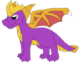 A Little Spyro Animation by MaggienToby