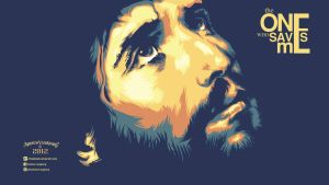 The Savior WP2 by ndrewblack