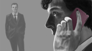Sherlock - The Great Game by beth193