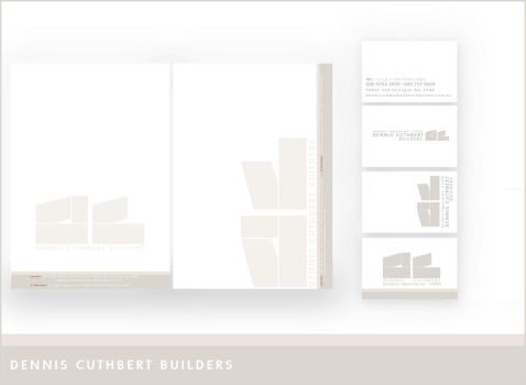 Dennis Cuthbert builders Ident by ximmer