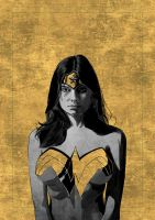 Wonder Woman Icon by JonathanWyke