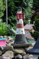 lighthouse statue by Melly75