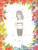 Poorly drawn manga.color by davids-sketchbook