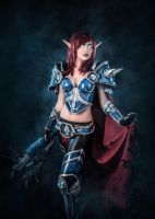 Death Knight Elf by adenry