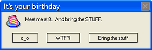 Error Message...  bring the stuff stamp thingy by xX-Chase-Xx