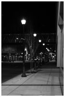 city lights by thelastring