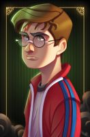 Harry Potter: Year Six by ubegovic