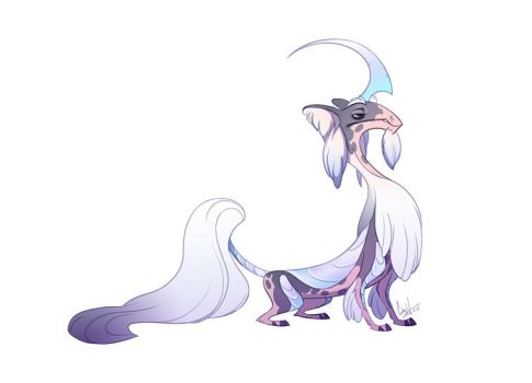 Chinese Crested Dragon by hellcorpceo