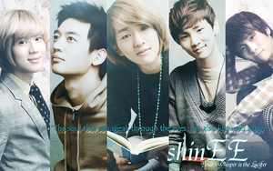Shinee 09 by Sweetkrystyna
