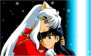 Inuyasha fan art by McHuggies
