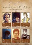 Sexiest Male Ocs Meme by Fidi-s-Art