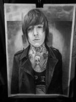 Oli Sykes by oliviaseulement