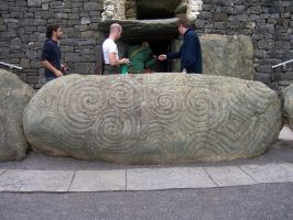 New Grange Image 1 by Akamar