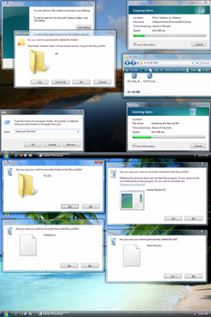 Windows 7 on Xp Shell32.dll by amaarali