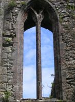 Netley Abbey 73 by LadyxBoleyn