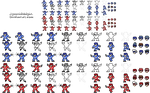 Spy Man Sprites and Hats by AgentMidnight