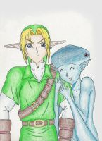 Poor Link by Samara-chan