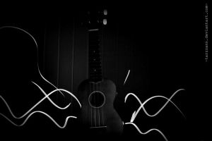 Guitar by tarzzann