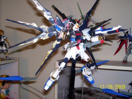 Strike Freedom 'FULL BURST' by Renegade-V