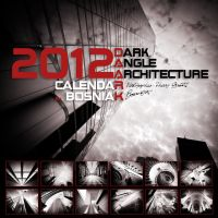 Calendar 2012 DAARK by bosniak
