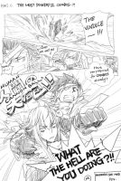 [XS]COMBOS AND HUMAN CANNONBALL!!part.03 by Sylleinseriin