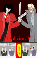 Oblivion ch 6 cover by fireheart1001