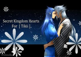 Secreact KH: Saix+Xemnas by MimuRa33