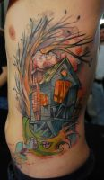 Tattoo the Swamphouse by jukan6