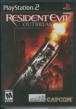 Resident evil outbreak by clunker429