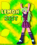 Lemon Zest by Cyber-murph