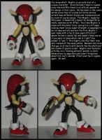 Custom Commission: Mighty the Armadillo by Wakeangel2001