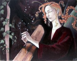 The Enchanted Harp by amarilli