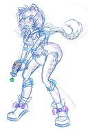 Scifi Kitten-ABDL by RFSwitched