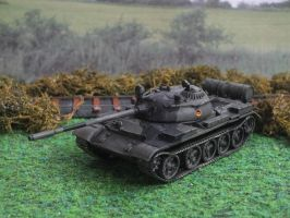 Trumpeter T-55 by Baryonyx62