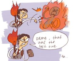 The Evil Within by Ayej