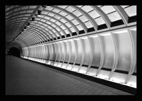 Forest Glen Metro Station by dongringo