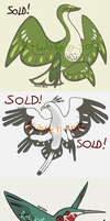 4WINGS BATCH NUMERO UNO [ALL SOLD] by R-WOLFE