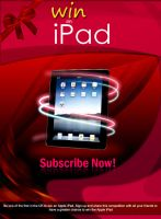 iPad Competition by xeeshan-ch