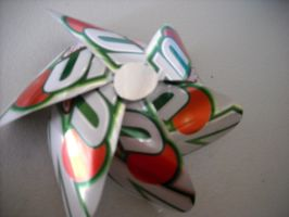 Diet 7up flower number 2 by kampfly