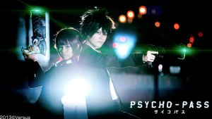 Psycho-pass 5 by mellysa
