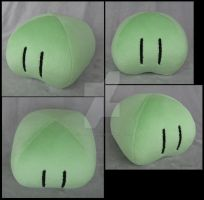 Mint Green Dango - Clannad by A-chan--Creations