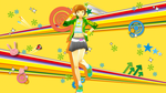 Persona 4 Dancing All Night Chie by Haruhi-chan4ever