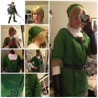Link Cosplay W.I.P by ShadowsMask
