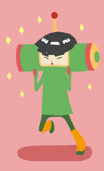 Katamari Lee by Piedot