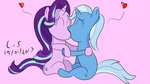 Starlight x Trixie by Sonic2125