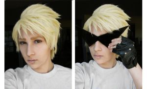 Homestuck: Dirk Strider - Selfies by Yonejiro
