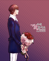 Kyuhyun in we got married by seiky409